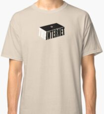 The Internet. Classic T-Shirt