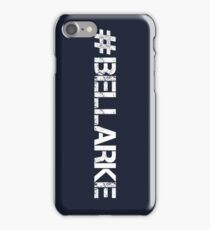 #BELLARKE (White Text) iPhone Case/Skin