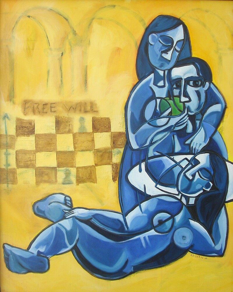 Free Will by Javier Eastman