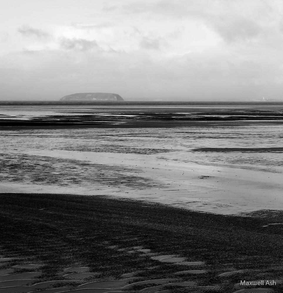 Brean Beach by Maxwell Ash