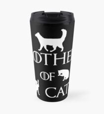 MOTHER OF CATS Travel Mug