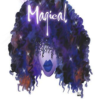 Magical by artbyamw