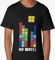 No Way!! Long T-Shirt