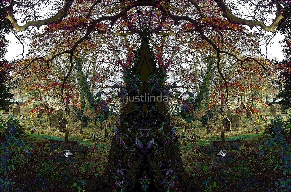 Graveyard by justlinda