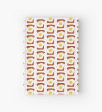 Egg on Toast Hardcover Journal