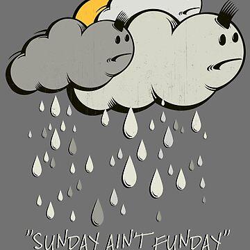 Sunday ain't funday by filippobassano