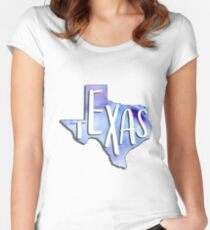 Texas Fitted Scoop T-Shirt