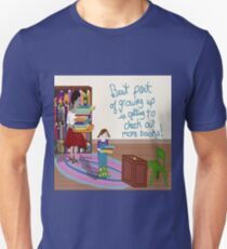Library Lovin' Unisex T-Shirt