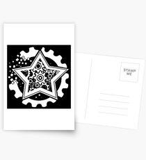 Star_ Postcards