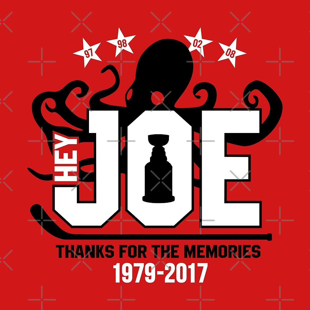 Hey Joe, Thank You! by thedline