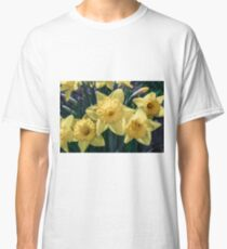 Spring Time Daffodils Classic T-Shirt