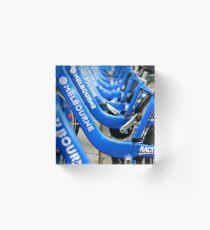 Let's go ride a bike Acrylic Block