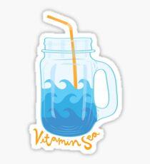 Vitamin Sea Sticker
