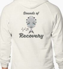 Donna Marshall - Sounds of Recovery Zipped Hoodie