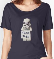 STAR WARS Women's Relaxed Fit T-Shirt