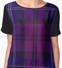 Highland Destiny Tartan  Women's Chiffon Top