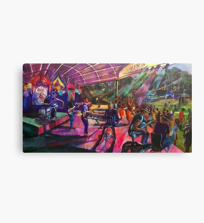 Revamp the Amp - Kuranda Nth QLD 2017 Canvas Print