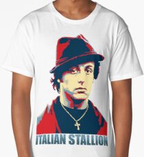 ITALIAN STALLION Long T-Shirt