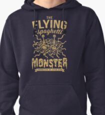 The Flying Spaghetti Monster (dark) Pullover Hoodie