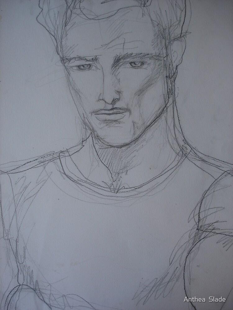 Man II by Anthea  Slade