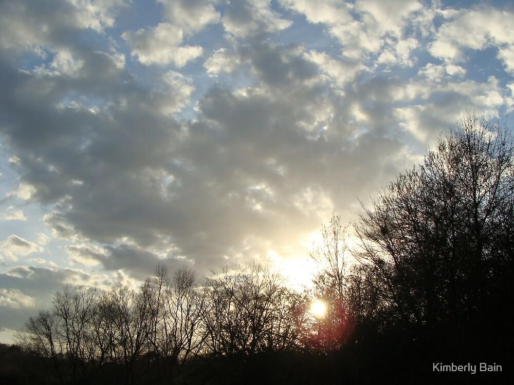 Looking at Heaven by Kimberly Bain