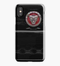Jaguar SVR iPhone Case/Skin