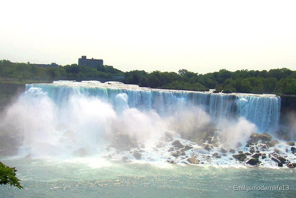 Niagra Falls by Emilysmodernlife13