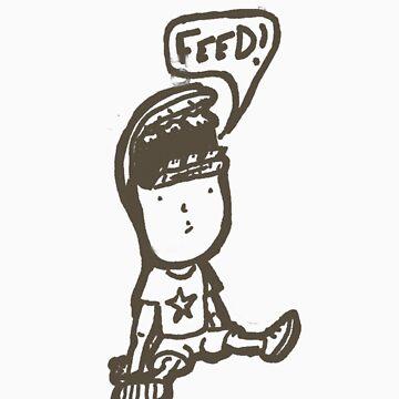 FEED yo HEad by AlexEarley