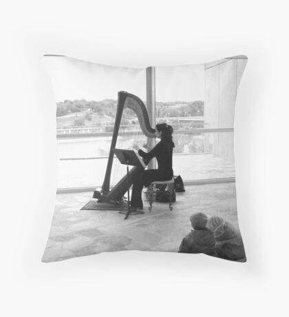 art appreciation Throw Pillow