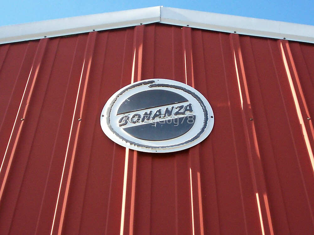 Bonanza sign by KraZyGuy78