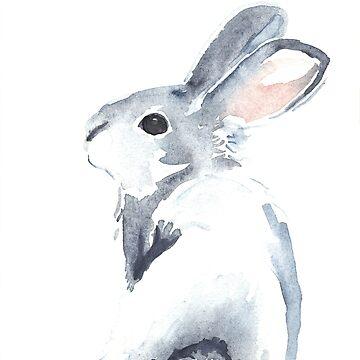 Moon Rabbit I by desines