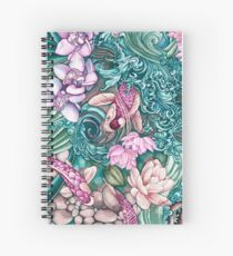 Splash! Spiral Notebook