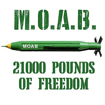 MOAB 21000 Pounds Of Freedom by MarcoD