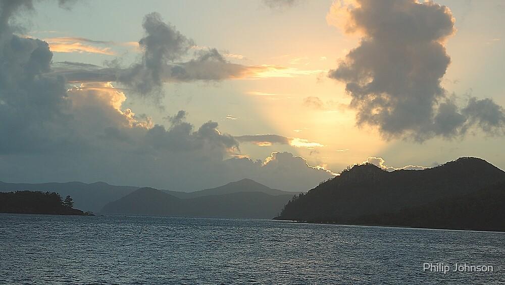 Whitsundays Dreamtime - Whitsunday Islands National Park by Philip Johnson