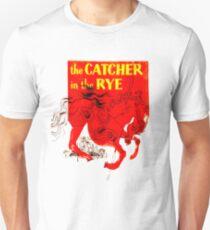 Holden Caulfield: The Catcher in the Rye Unisex T-Shirt