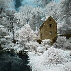 The Old Mill - Infrared 2 by mal-photography