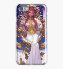 King of Swords iPhone Case/Skin