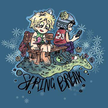 Creek- Tweek x Craig- Spring Break by Rich-Hobo-M3