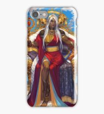 King of Wands iPhone Case/Skin