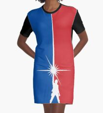 The Force Association Graphic T-Shirt Dress