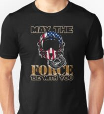 May the Air Force be With You! Unisex T-Shirt