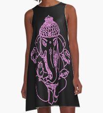 ganesh A-Line Dress