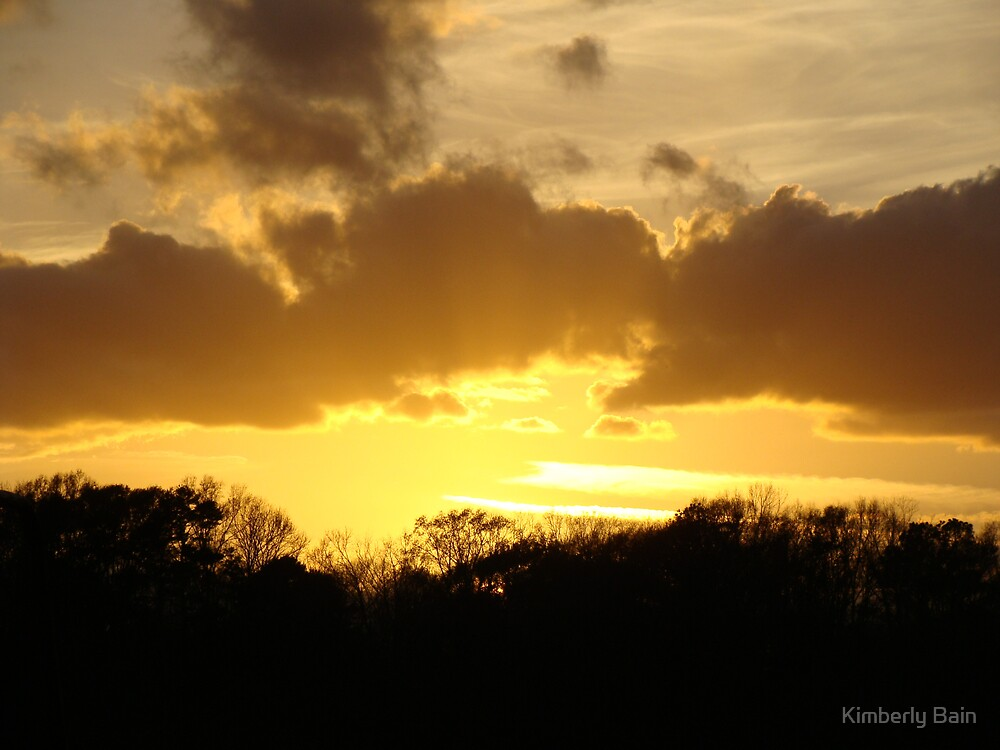 Burning Bright by Kimberly Bain