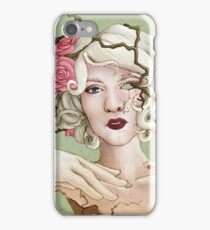 Rebirth and Decay iPhone Case/Skin