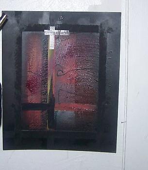 Cross by Dave Bradley