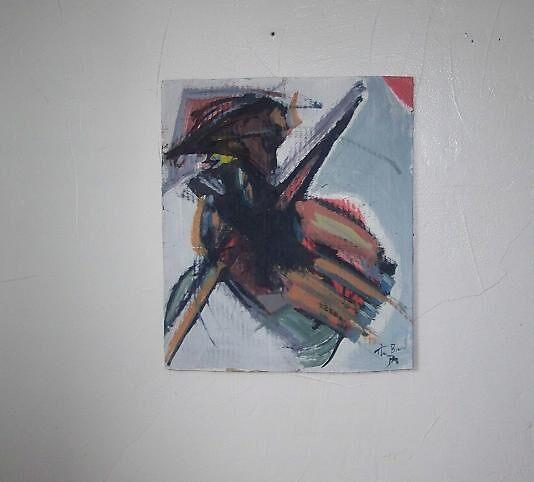 The bird by Dave Bradley