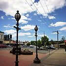 *Lovely Street Lamps, Main Street, Creswick. Vic. Australia by EdsMum