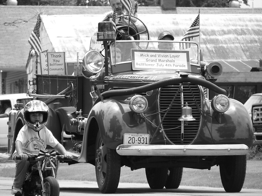 Fire Truck by inventor