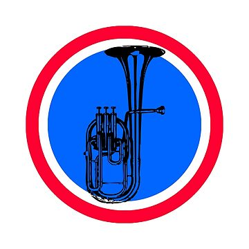 Tenor Horn by andreclarke