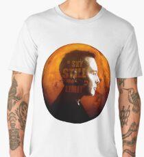 Elon Musk & Is Sky Still The Limit? Men's Premium T-Shirt